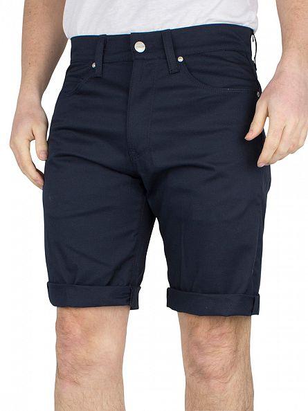 Carhartt WIP Duke Blue Swell Chino Shorts
