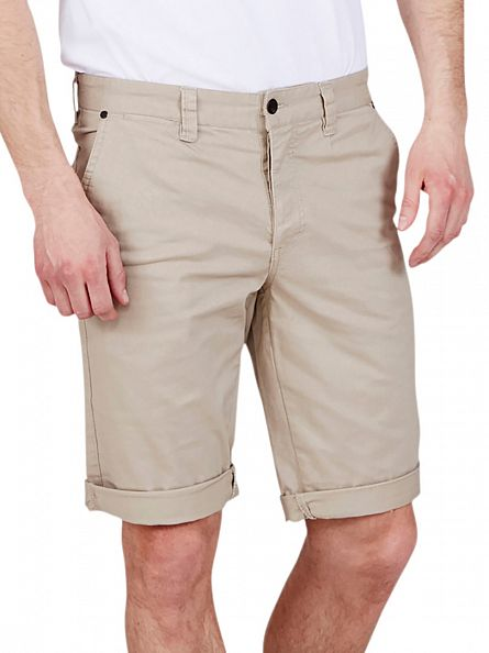 Minimum Khaki Frede Chino Shorts