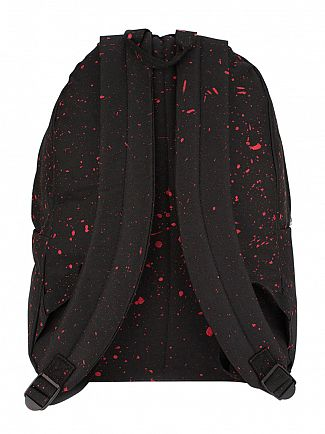 Hype Black/Red Speckle Backpack