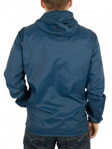 Jack & Jones Poseidon Blue Cup Logo Hooded Jacket
