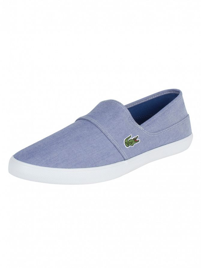Lacoste Blue Marice 216 1 SPM Trainers