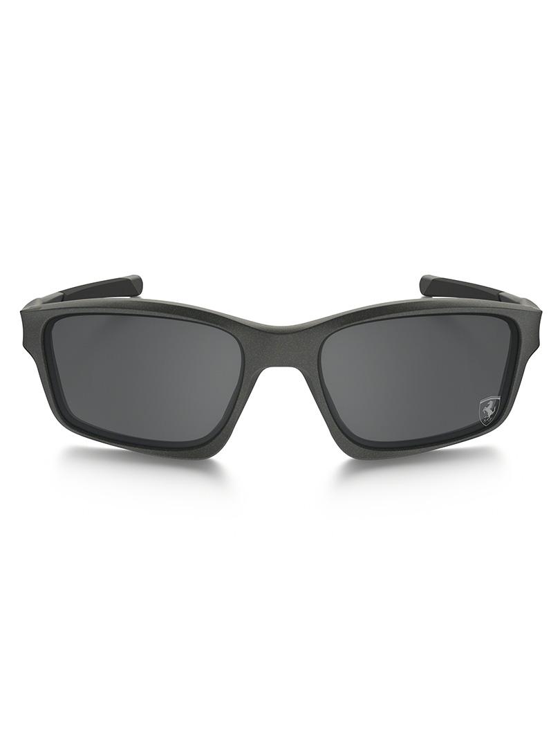 d43cdf9d0aa Oakley Men  39 s Ferrari Injected Man Sunglasses