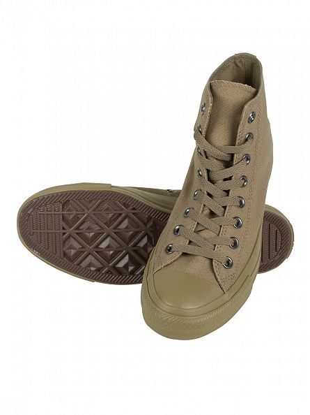 Converse Olive/Olive CTAS HI Trainers