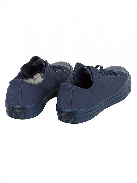 Converse Navy/Brown/Navy CTAS OX Trainers