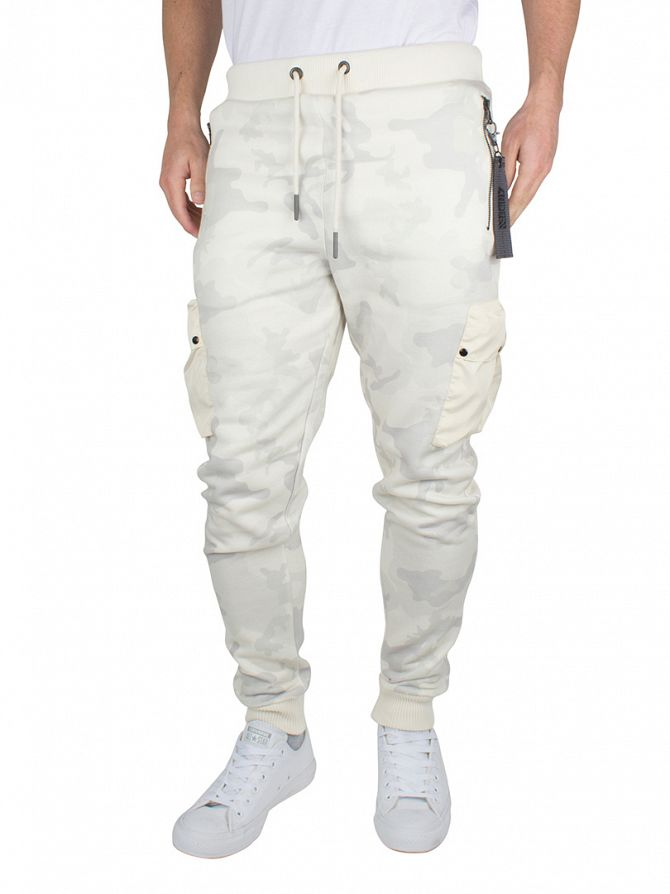 4Bidden Stone Guard Pocket Camo Joggers