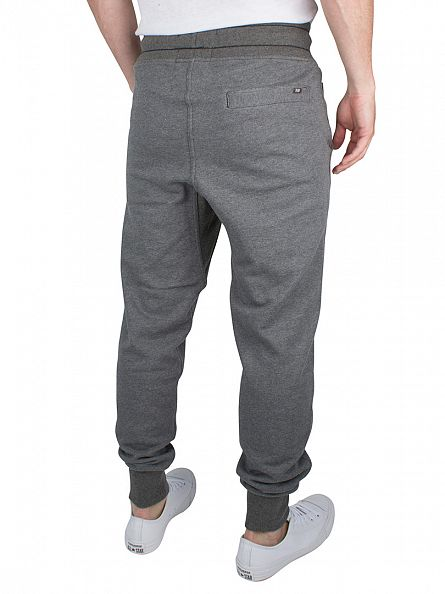 G-Star Grey Heather Varos Slim Fit Joggers