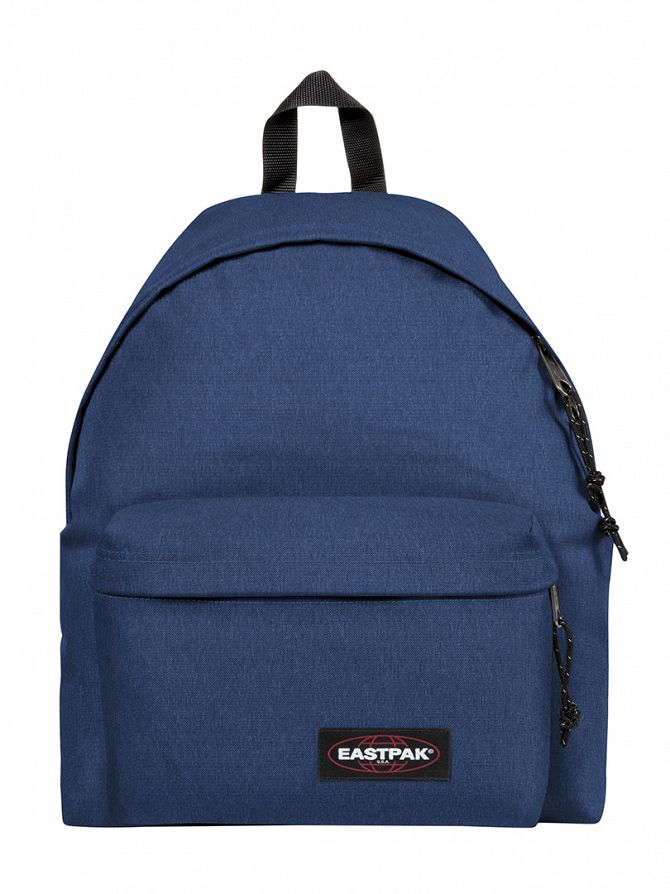 Eastpak Crafty Blue Padded PakR Logo Backpack