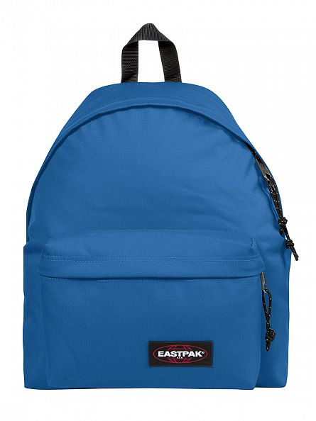 Eastpak Full Tank Blue Padded PakR Logo Backpack