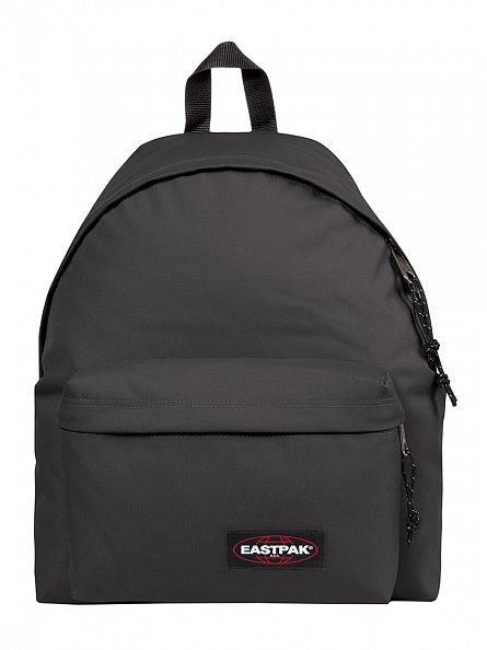 Eastpak Tailgate Grey Padded PakR Logo Backpack
