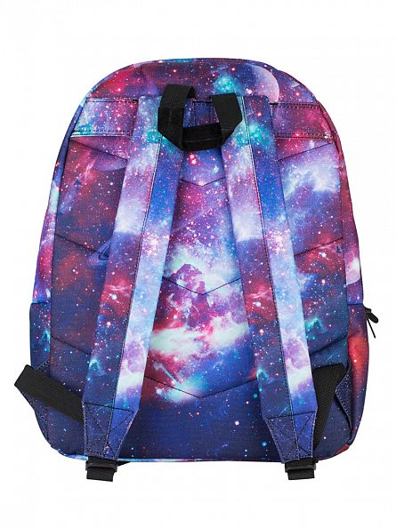 Hype Multi Deep Cosmo Logo Backpack