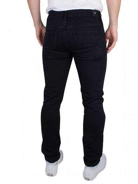 Sixth June Black Slim Fit Jeans