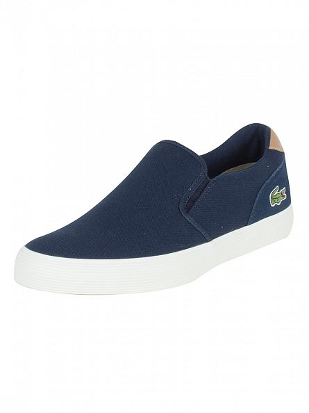 Lacoste Navy Jouer Slip-On 316 1 CAM Trainers