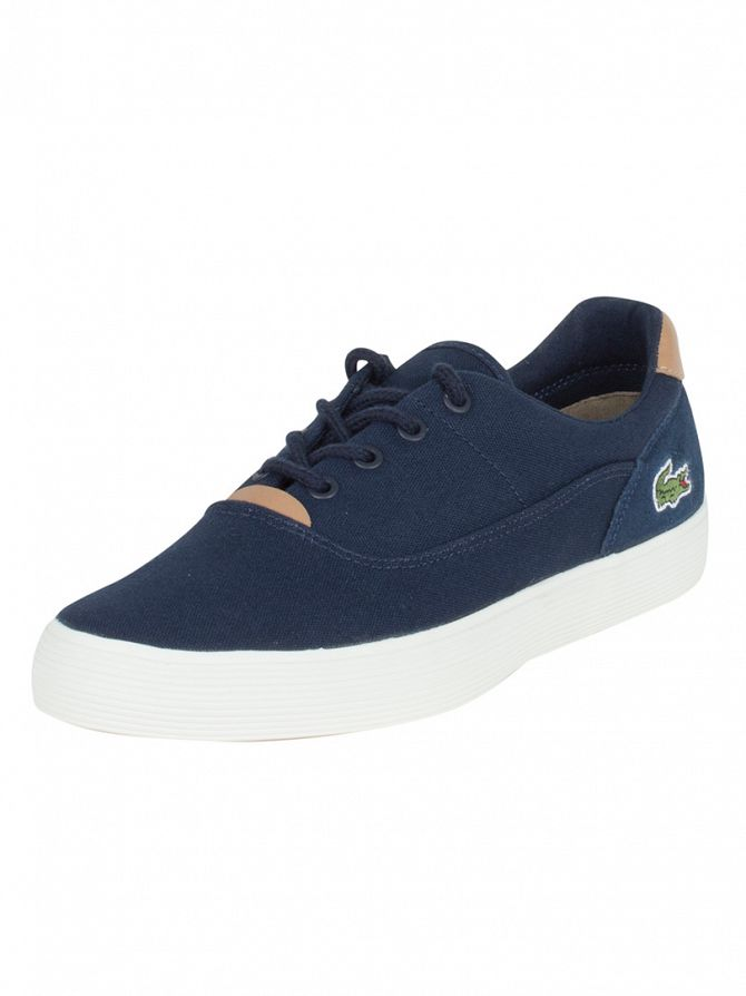 Lacoste Navy Jouer 316 1 CAM Trainers