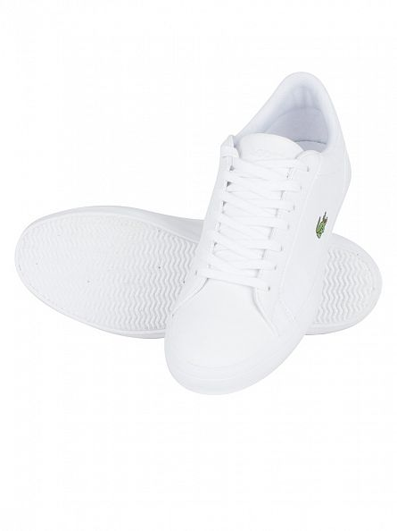 Lacoste White Lerond 316 1 SPM Trainers