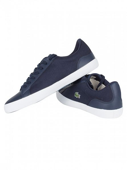 Lacoste Navy Lerond 316 1 SPM Trainers