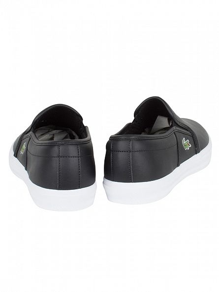 Lacoste Black Gazon 316 1 SPM Trainers