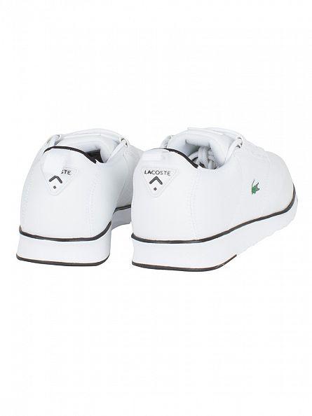 Lacoste White L.ight 316 1 SPM Trainers