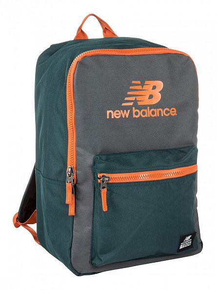 New Balance Trek Green Lifestyle Booker Backpack