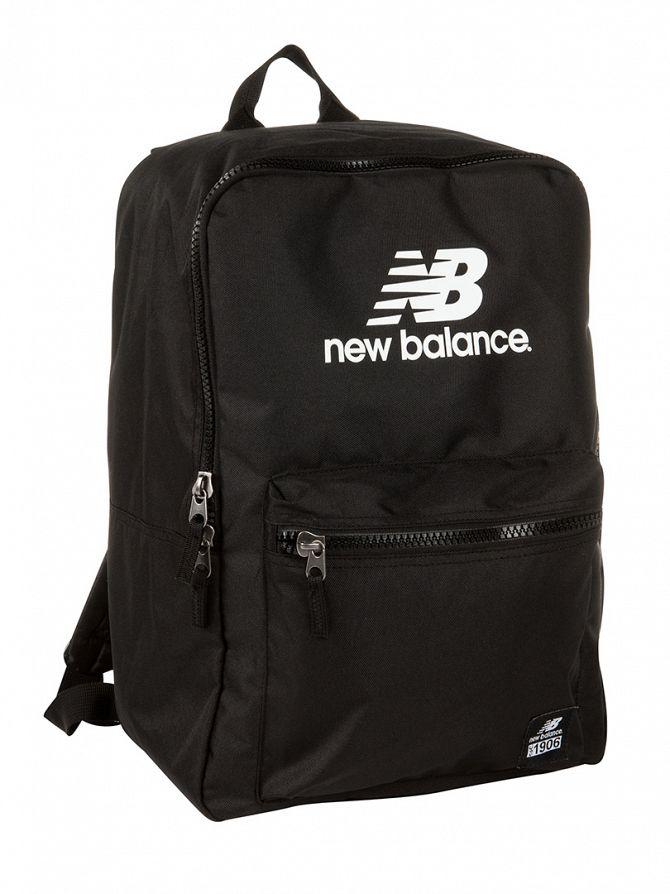 New Balance Black Lifestyle Booker Backpack