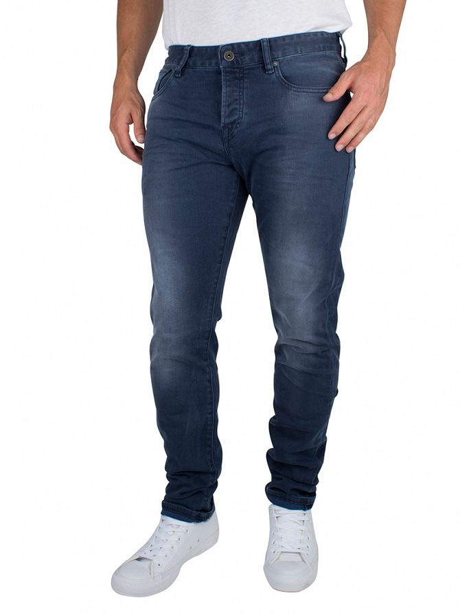 Scotch & Soda Concrete Blues Ralston Regular Slim Fit Jeans