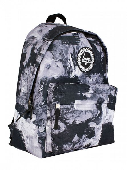 Hype Grey Multi Groundwork Logo Backpack