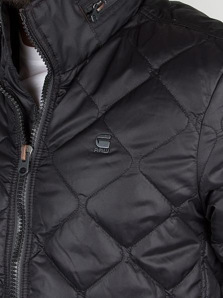 G-Star Black Edla Overshirt Jacket