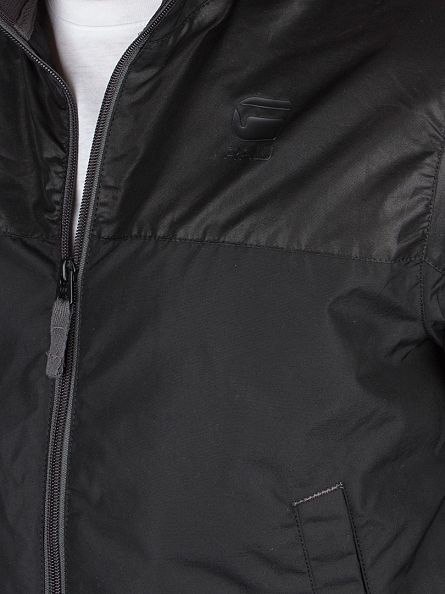 G-Star Black Nancor Vest Jacket