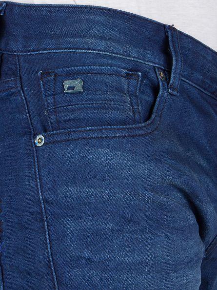 Scotch & Soda Blue Denim Ralston Winter Spirit Regular Slim Fit Jeans