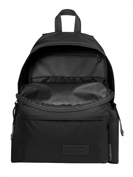 Eastpak Black Matchy Padded Pak R Logo Backpack