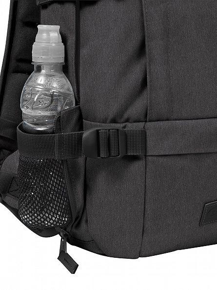 Eastpak Grey Floid Logo Backpack