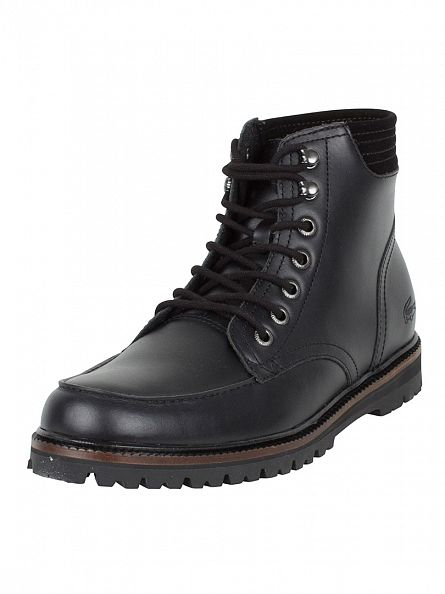 Lacoste Black Montbard 316 1 CAM Boots