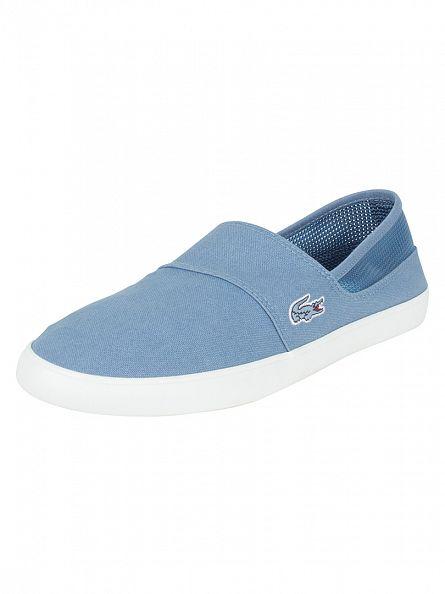 Lacoste Blue Marice 316 1 SPM Slip-Ons