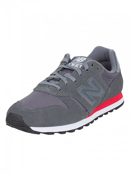 New Balance Grey 373 Trainers