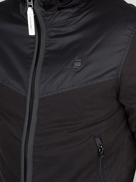 G-Star Black Setscale HDD Jacket