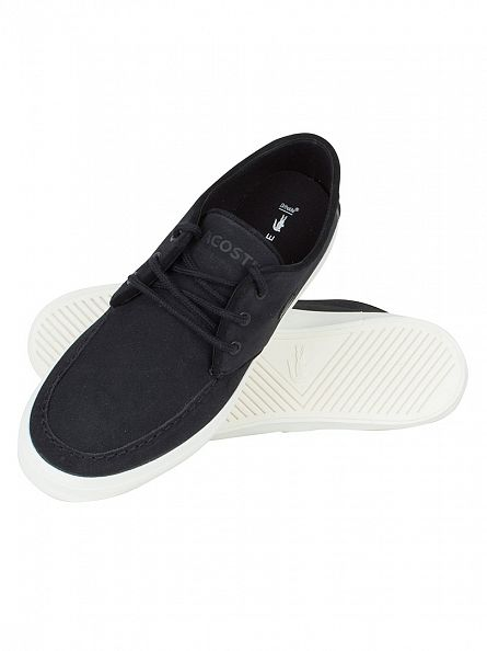 Lacoste Black Sevrin 316 1 CAM Trainers