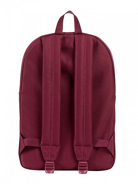 Herschel Supply Co Windsor Wine Classic Logo Backpack