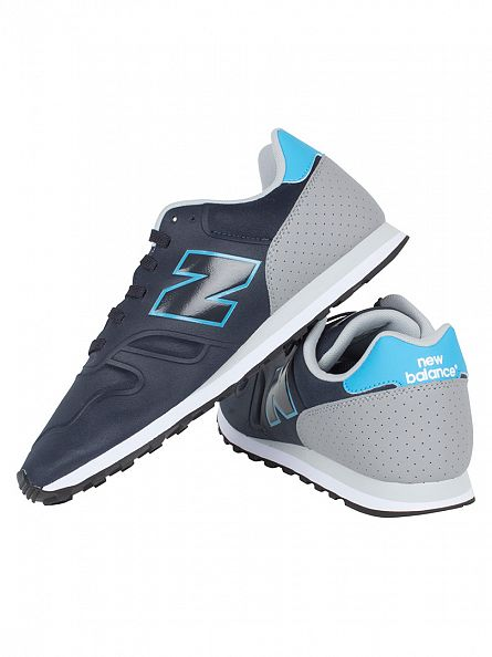 New Balance Blue 373 Trainers