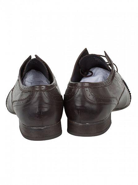 H by Hudson Brown Ellington New Dye Shoes
