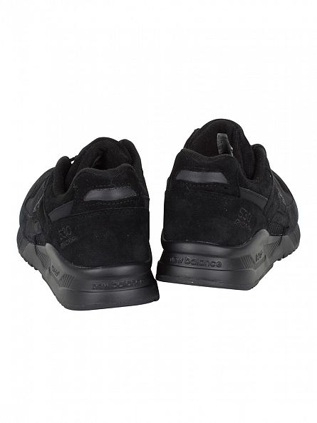New Balance Black 530 Trainers