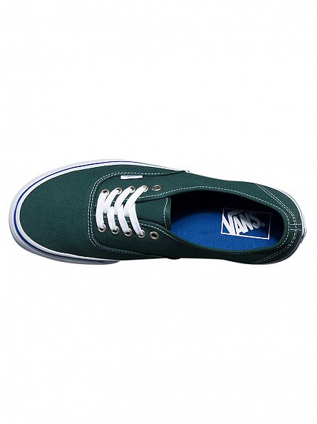 Vans Green Gables/True White Authentic Trainers