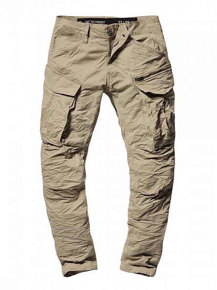 G-Star Dune Rovic Tapered Zip 3D Cargos