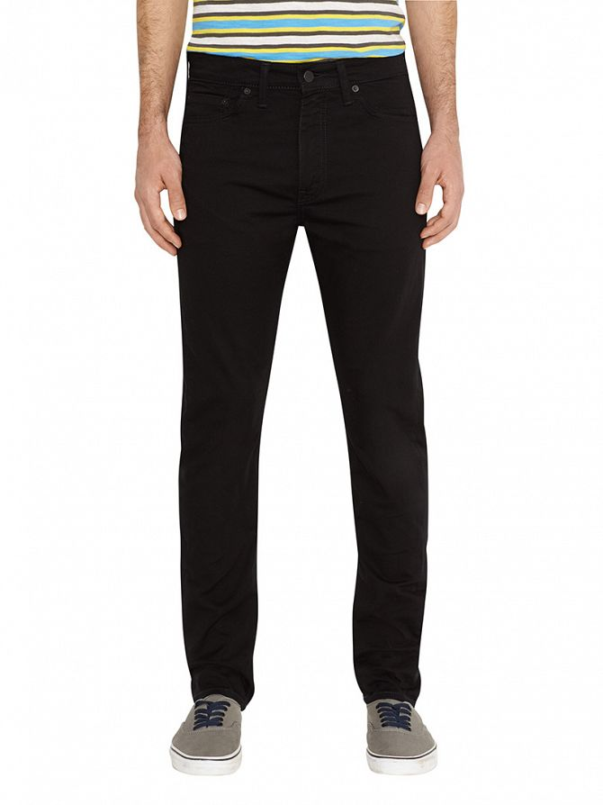 Levi's Black 510 Skinny Fit Moonshine Jeans