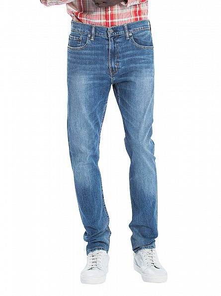 Levi's Mid Denim 512 Tanager Tapered Slim Fit Jeans