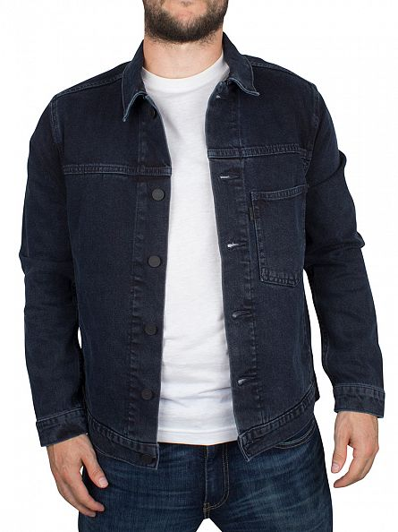 Levi's Inky Blue Line 8 Type I Trucker Jacket