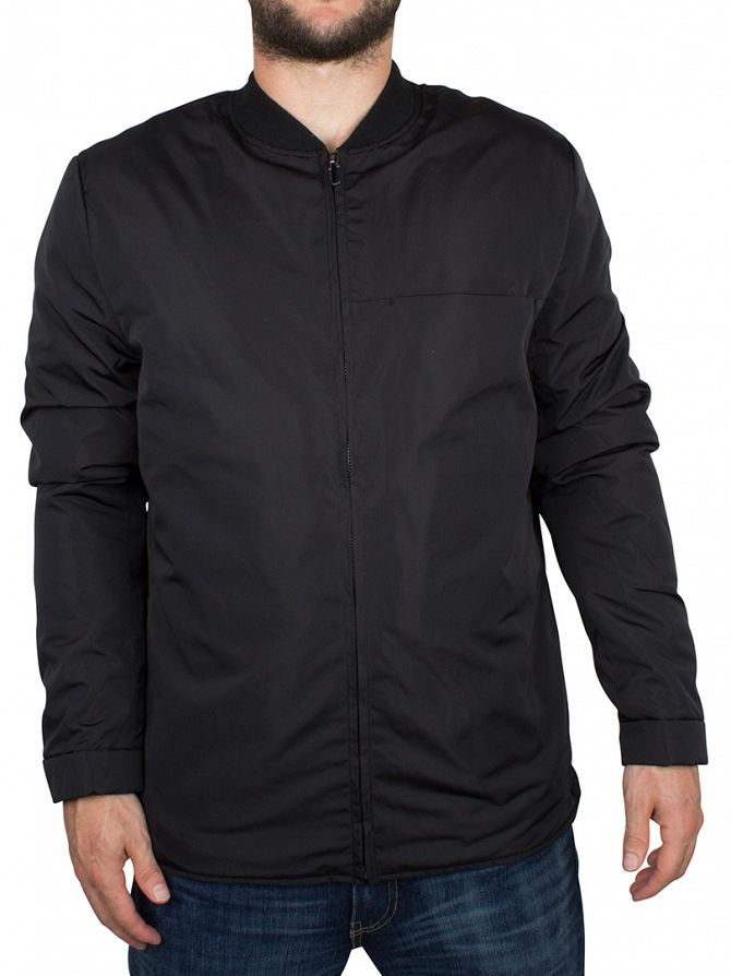 Only & Sons Black Ollie Zip Jacket