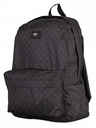 Vans Black/Checkers Old Skool II Backpack