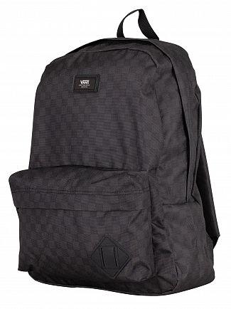 Vans Black/Checkers Old Skool II Backpack
