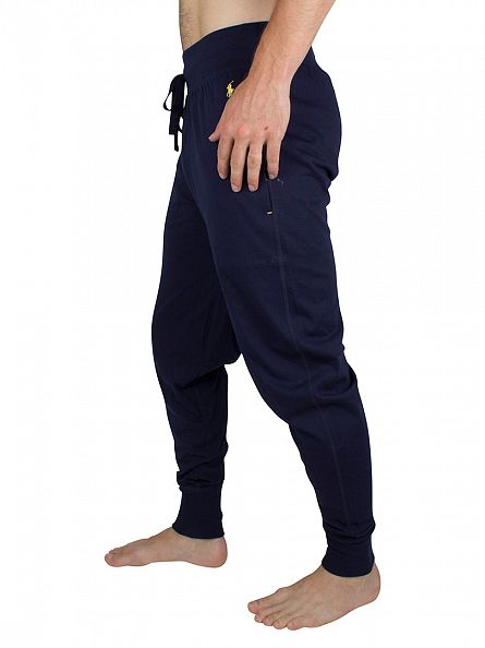 Polo Ralph Lauren Cruise Navy Logo Pyjama Bottoms