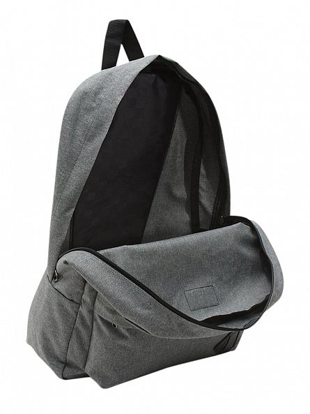Vans Heather Grey Old Skool II Backpack