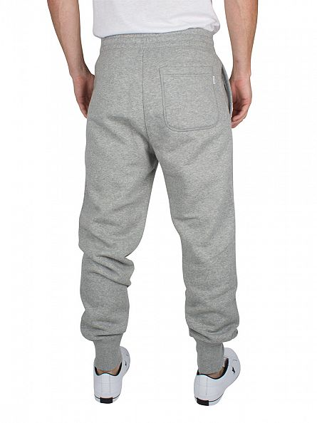 Converse Vintage Grey Heather Core Rib Cuff Logo Joggers